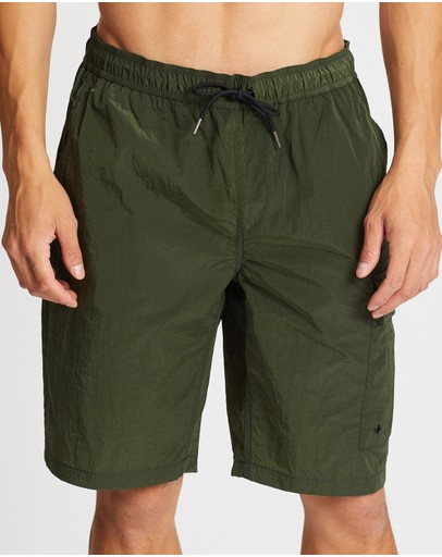 Burton Menswear - Stadium Swim Shorts