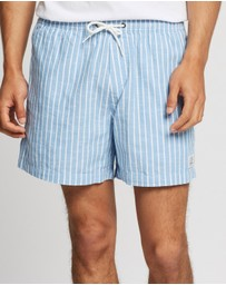 Ben Sherman - Stripe Elastic Shorts
