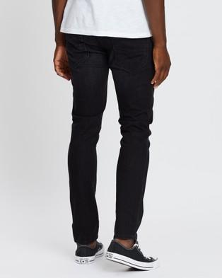 Diesel Thommer Slim Jeans - Slim (Black)