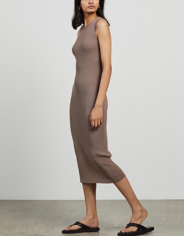 Women Tone Knit Dress
