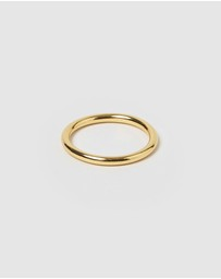 Arms Of Eve - Pedro Gold Stacking Ring