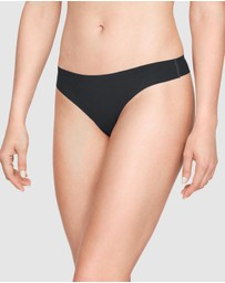 Under Armour - Pure Stretch Thong 3-Pack