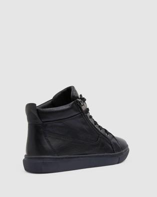 Easy Steps Wagner - Lifestyle Sneakers (BLACK)