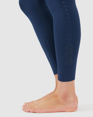 B.O.D by Rachael Finch Ultra Leggings - Full Tights (French Navy)