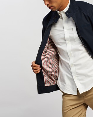 Ben Sherman Harrington Jacket - Coats & Jackets (Navy Blazer)