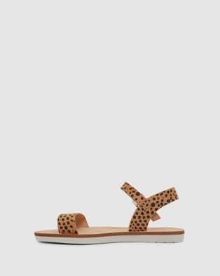 Ravella Salem - Flats (Nude Cheetah)