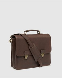 Oxford - Tristian Leather Briefcase Bag