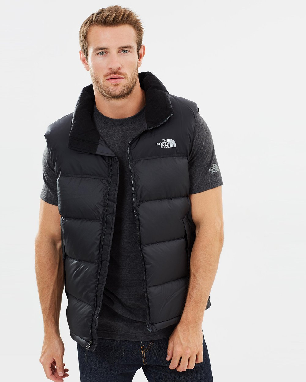 9dfdb378b1 Men s Nuptse Vest by The North Face Online
