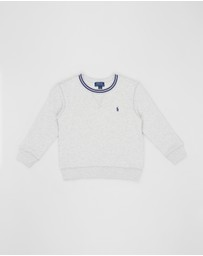 Polo Ralph Lauren - Long Sleeve Knit Fleece Top - Kids