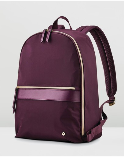 Samsonite Mobile Solution Essential Backpack Damson Purple