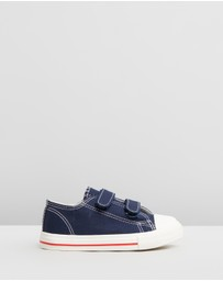 Cotton On Kids - Classic Multi Strap Trainers - Kids