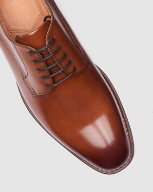3 Wise Men The Bruce - Dress Shoes (Tan)