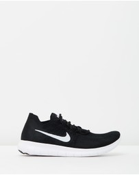 Nike - Free RN Flyknit 2 Running Shoes - Men's