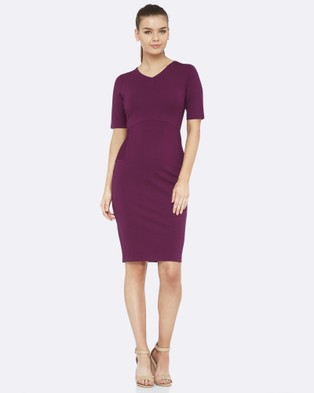 Oxford – Talulah Ponti Dress – Dresses (Wisteria)