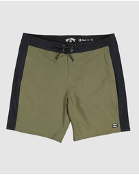 Billabong - Boys All Day D Bah Lotide Boardshorts