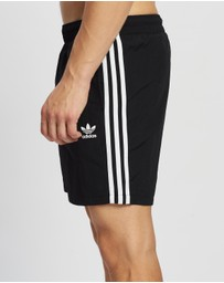 adidas Originals - Adicolor Classics 3-Stripes Swim Shorts