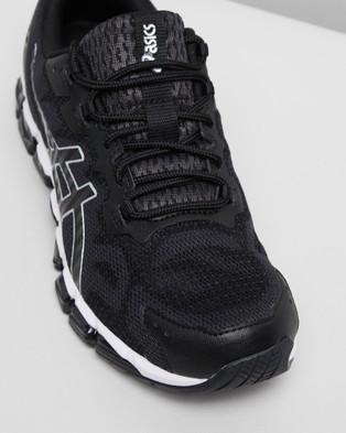 ASICS GEL QUANTUM 360 6   Women's - Lifestyle Sneakers (Graphite Grey & Black)