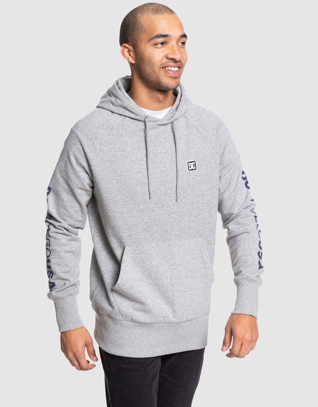 DC Shoes - Mens Burwell Hoodie