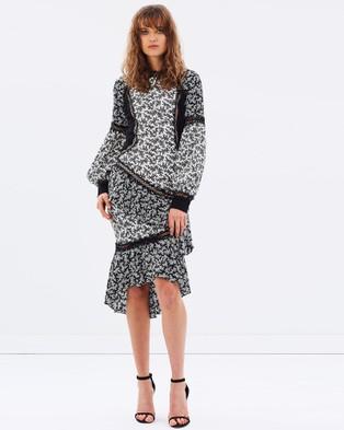 Elliatt – Florence Dress Print
