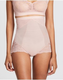 Spanx - Spotlight On Lace High-Waisted Briefs
