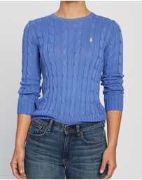 Polo Ralph Lauren - Julianna Long Sleeve Sweater