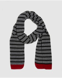Kate & Confusion - Rugby Stripe Scarf