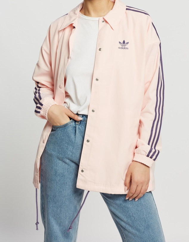 adidas Originals - Girls Are Awesome Coach Jacket
