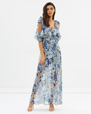Ministry of Style – Wildflower Maxi Dress – Dresses (Wildflower)