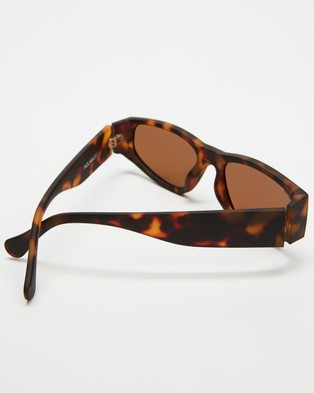 Reality Eyewear The Rush - Accessories (Matte Turtle)