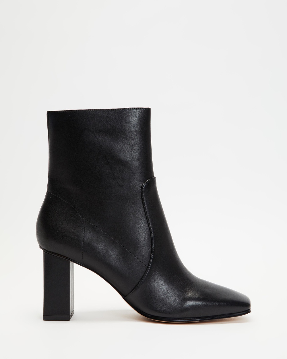 ALDO Theliven Heeled Ankle Boots Black