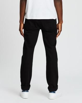 Sportscraft Grayson Straight Jeans - Jeans (Black)