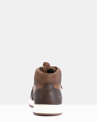 Acton Liston - Sneakers (Brown)