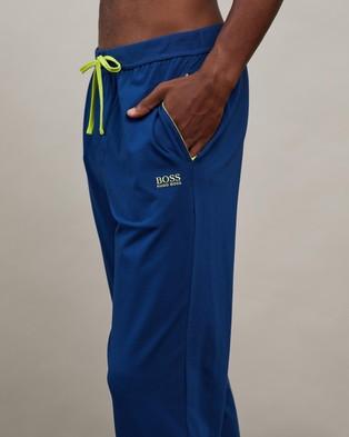 BOSS Mix&Match Loungewear Sweatpants - Sleepwear (Medium Blue)