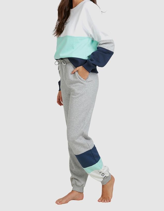 Women Womens In The Moonlight Recylced Fleece Track Pants