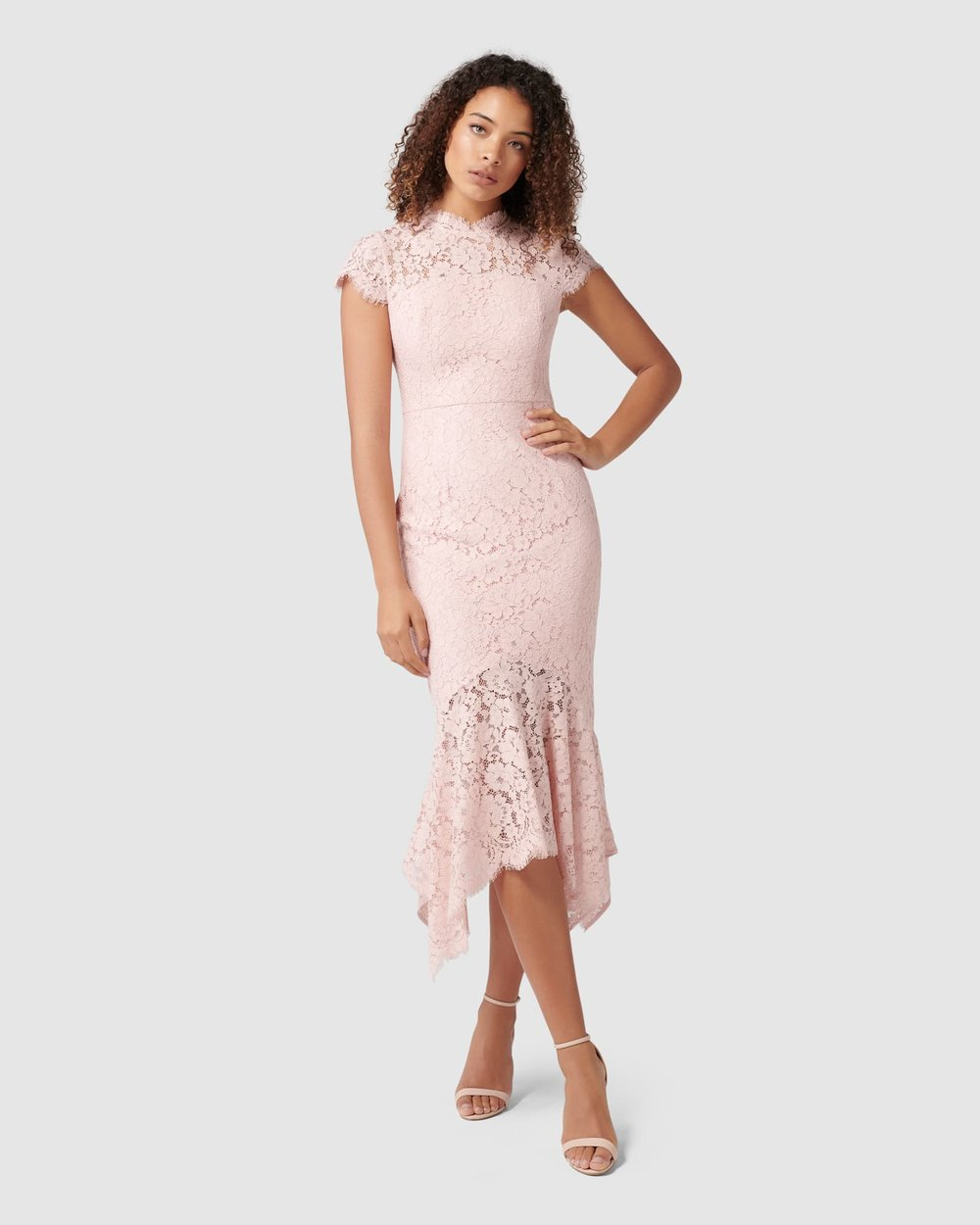 15463dac8350 Frankie Lace Maxi Dress by Forever New Online | THE ICONIC | Australia