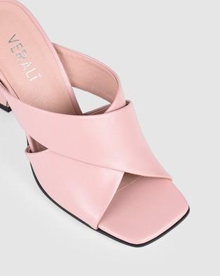 Verali Luwow - Mid-low heels (Pink)