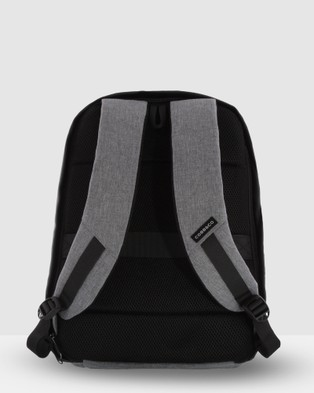 Cobb & Co Pilot Anti Theft Backpack - Backpacks (Grey)
