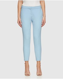 Oxford - Mia Sky Suit Trousers
