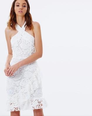 Casper & Pearl – Petra Dress – Dresses (White)