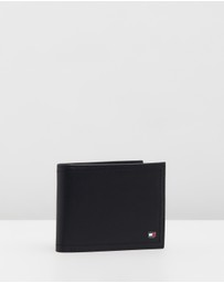 Tommy Hilfiger - Harry Bifold Wallet with Coin Pocket