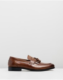 Double Oak Mills - Durham Leather Tassel Loafers