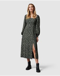 Forever New - Venice Printed Midi Dress