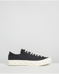 AGE - Coated Canvas Sneakers