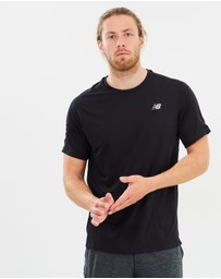 New Balance - Accelerate Short Sleeved Tee