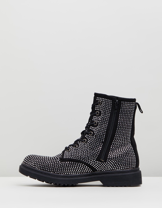 21afead115d Chunky Sole Ankle Boots