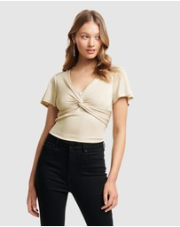 Forever New - Blaire Twist Front Top