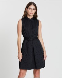 Marcs - Bee Wrapped Shirt Dress