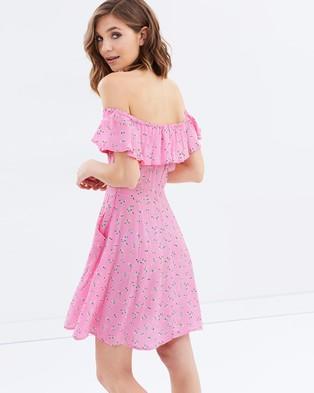 Miss Selfridge – Bardot Skater Dress