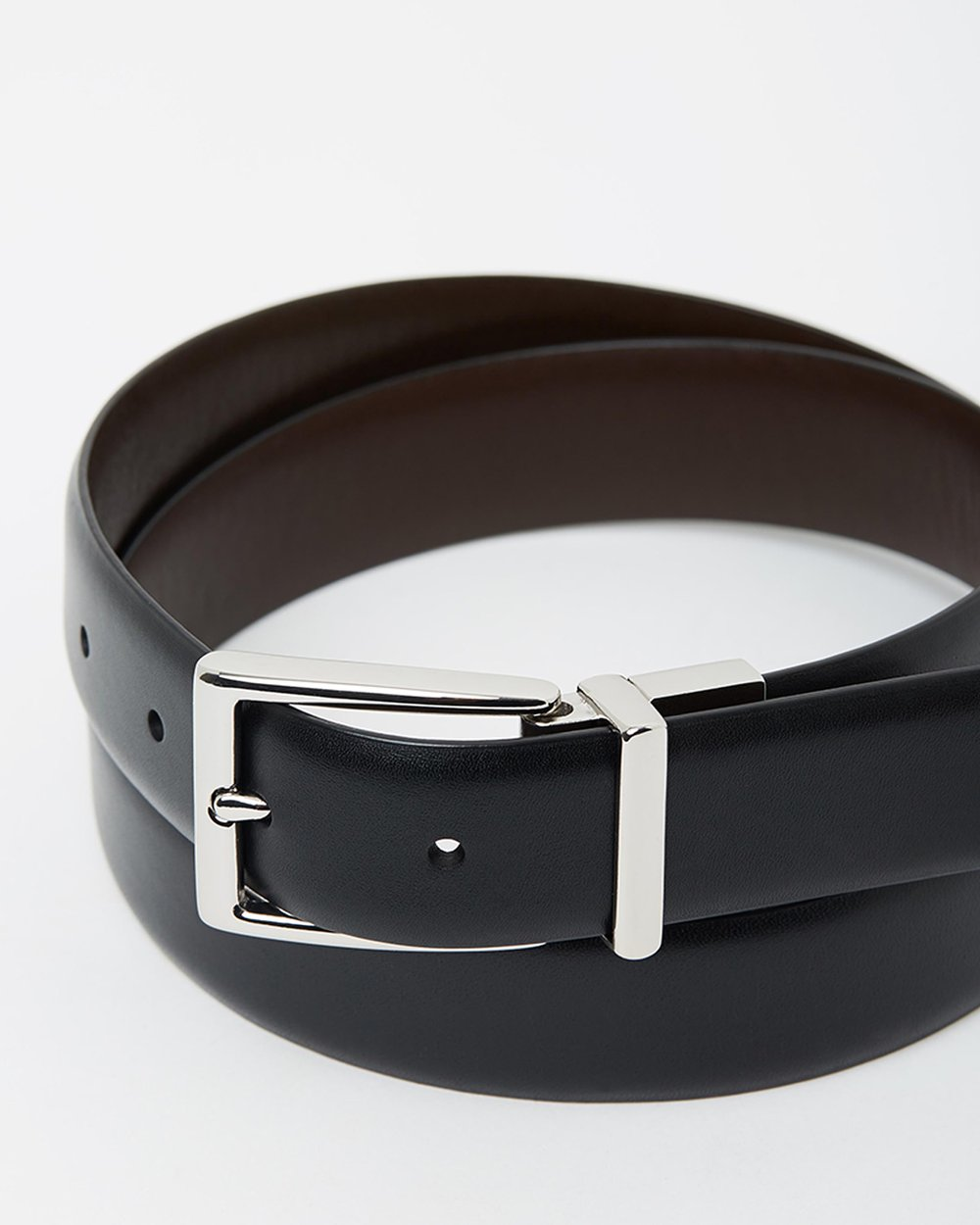 Reversible Leather Belt By Polo Ralph Lauren Online The Iconic