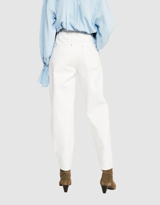 Women Papillota Jeans
